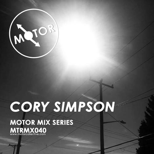 MTRMX040 - CORY SIMPSON - MOTOR MIX SERIES