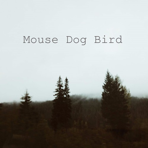Mouse Dog Bird artwork