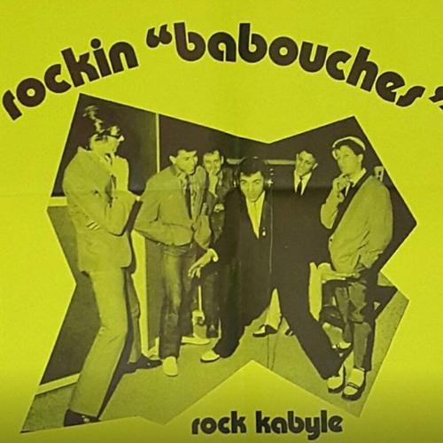 """Hamlaghkem"" - Les Rockin ""Babouches"" - Live (1983)"