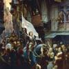Le départ de Jeanne de Vaucouleurs et L'Entrée de Jeanne d'Arc à Orléans