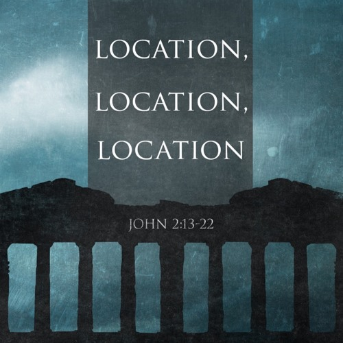 "3-4-2018 ""Location, Location, Location"" Rev. Jennie Barber"