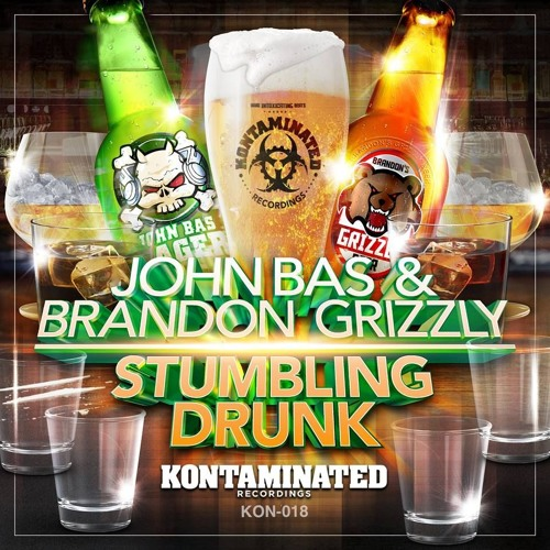 Exclusive Preview - John Bas & Brandon Grizzly - Stumbling Drunk