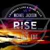 Laidback Luke & Mark Villa Vs Michael Jackson - They Don't Care To Rise About Us (Joe Haze Edit)