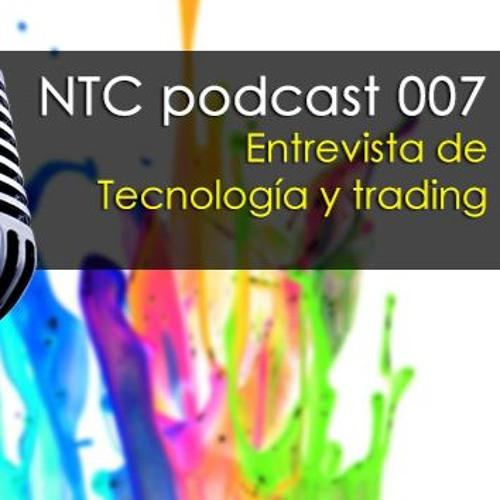 Entrevista de Tecnología y trading