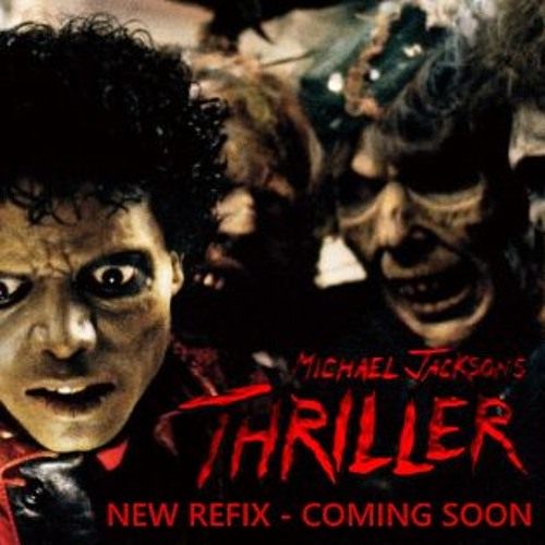 MJ - Thriller (Dave Canto's 'Are You Scared Yet' Teaser)