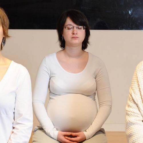 Naissance en pleine conscience - Yoga de l'accouchement avec la voix de Faouzia Ismaïli