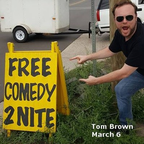Gateway Comedy Scene Interview with Tom Brown