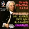 Courante Johann Sebastian Bach Orchestral Suite No. 1 in C major SYNTHESIZED by Mat Falcon
