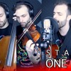 Muse - Starlight Violin Cello Acoustic Guitar Cover