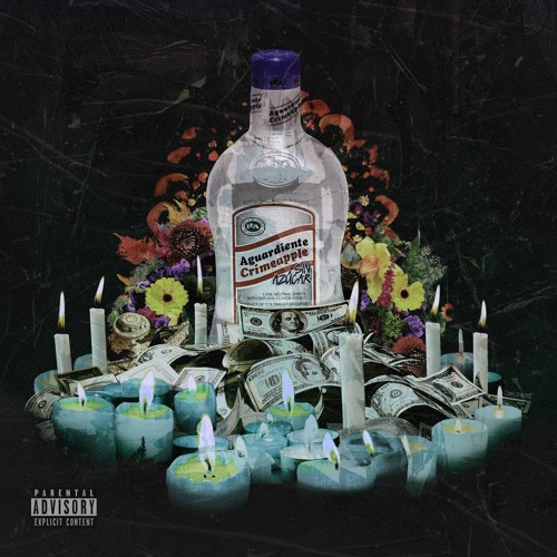 CRIMEAPPLE - Aguardiente