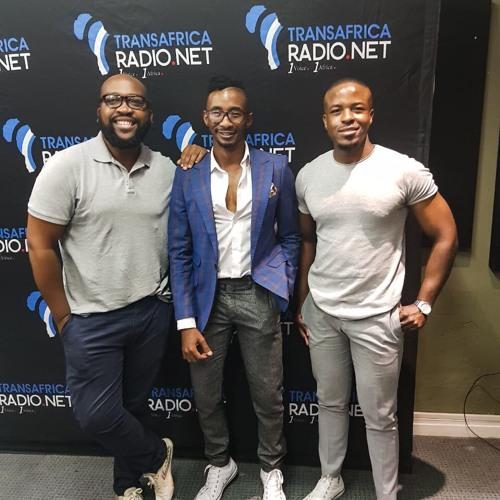 Entrepeneurs Kagiso Masela & Themba Dlamini On Man Talk With Leroy Marc 03:03:2018