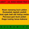 Hidup Melarat - AA Raka Sidan Feat Mang Yuli