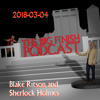 Big Finish Podcast: March 2018 (01) Blake Ritson and Sherlock Holmes