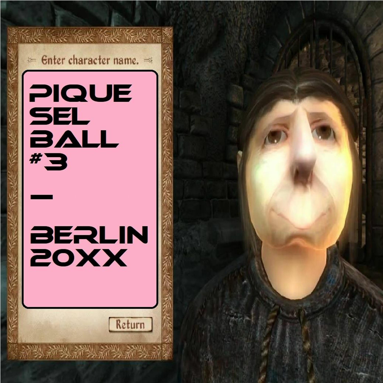 Pique Sel Ball #3