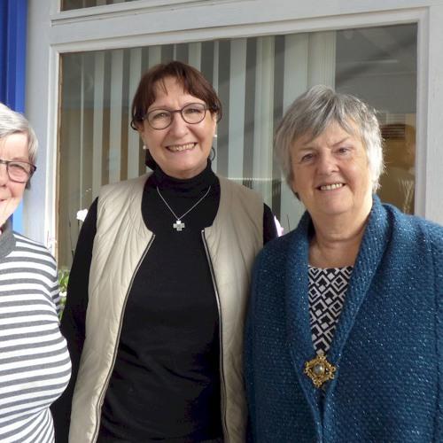 Itw Cécile, Roselyne et Marlyse pour Journée Solidarité Voyage de l'Espérance
