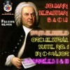 Bourrées I And II Johann Sebastian Bach Orchestral Suite No. 1 in C major SYNTHESIZED by Mat Falcon