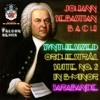 Sarabande Johann Sebastian Bach Orchestral Suite No. 2 in B minor SYNTHESIZED by Mat Falcon