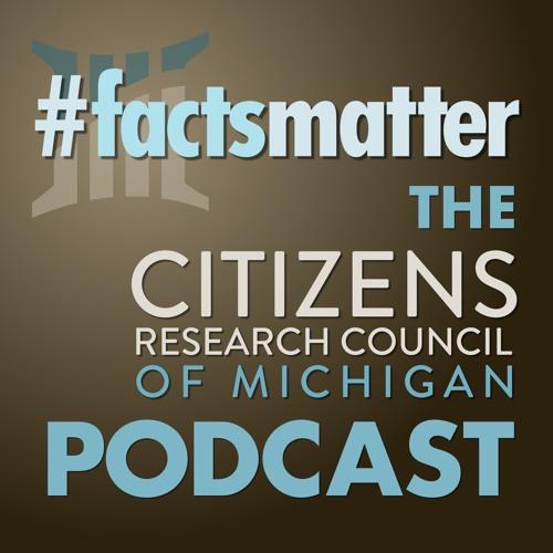 #FactsMatter Episode 4 – Potholes, Michigan's Never - Ending Story
