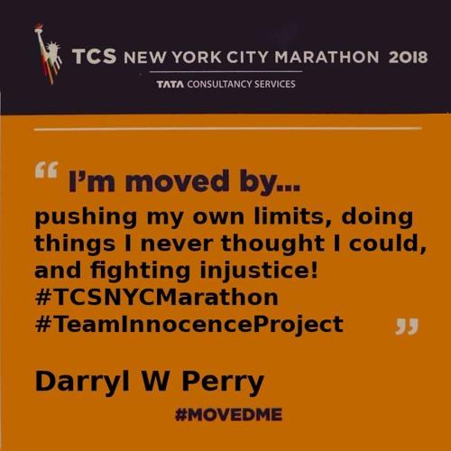 NYC Marathon: Team Innocence Project(60 second ad)