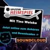 Tino Weiske @ MDR SPUTNIK Heimspiel (02.03.2018)