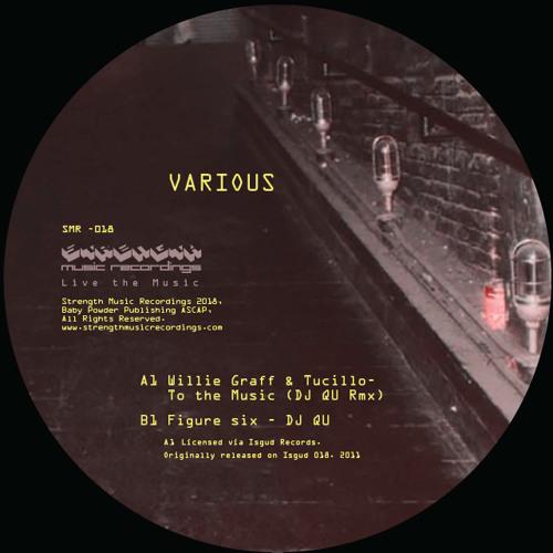 """Strength Music Recordings / Smr - 018. """"Various"""""""