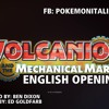 Pokémon Volcanion and the Mechanical Marvel - Full English Opening