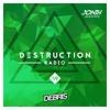 Debris & Jonth - Destruction Radio 059 2018-03-05 Artwork