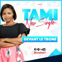 Devant Le Trone - Tami Haïti Artwork