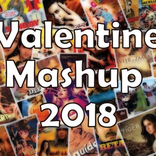Valentine Mashup 2018 |Best Dance Love Mashup 2018 | DJ TSA
