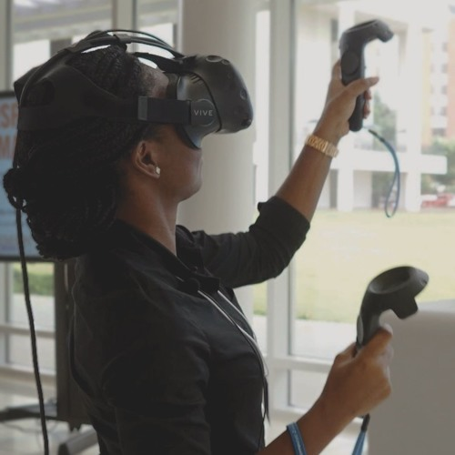 Clemson Immersive Room for Virtual Reality - Interview with Tom Birdsong