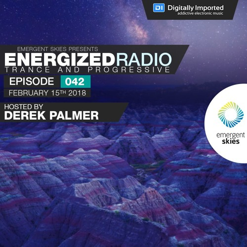 Energized Radio 042 with Derek Palmer [Feb 15 2018]