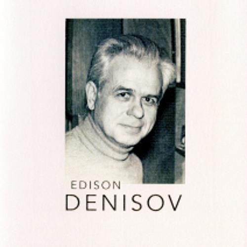 """""""Edison Denisov"""" par Ekaterina Kouprovskaia"""