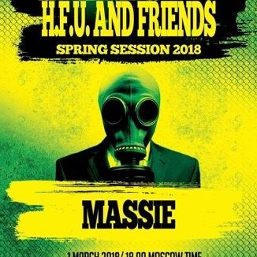 Massie @ hardtechno vinylmix from the H.F.U. and Friends SpringSession Ht-Stage 1 March 2018