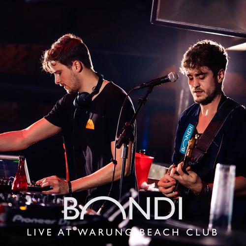 BONDI live @ Warung Beach Club - Brazil (30.12.17)