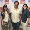 Hrishi K with Neerja & Ananya Birla on Mpower (mental health inititiative) & 'Hold On' (new song)