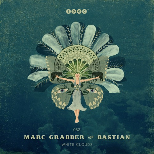 """Out on 23/03/18 - 3000Grad052 """"Marc Grabber & Bastian"""" White Clouds EP - snippet"""