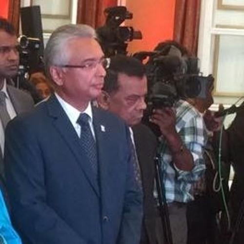 Déclaration du Premier Ministre sur l'affaire Gurib Fakim