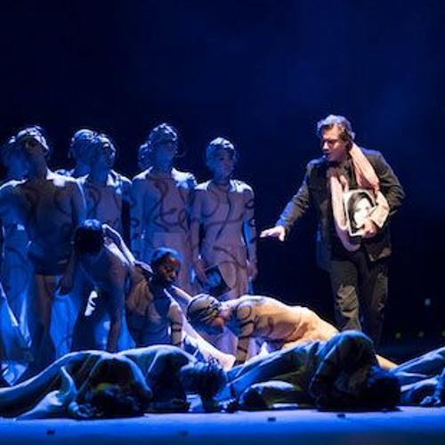 "Behind the Curtain: Conlon on ""Orpheus and Eurydice"""