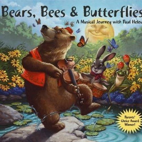 Bears, Bees & Butterflies NEW MIX!