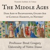 "Dr. Brad Gregory- ""The Middle Ages: Dark Ages of Backwardness, Age of Catholic Harmony, or Neither?"""