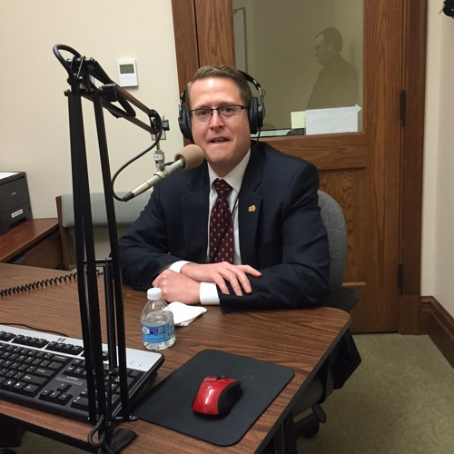 "03-05-18 - RADIO: Rep. Matt Shea tells KLFE ""this state is taking such a hard left turn"""