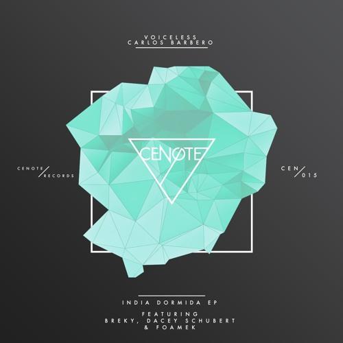PREMIERE: Carlos Barbero, Voiceless - Baru (Dacey Schubert Remix) [Cenote Records]