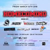 HOMECOMING OFFICIAL PROMO MIX!
