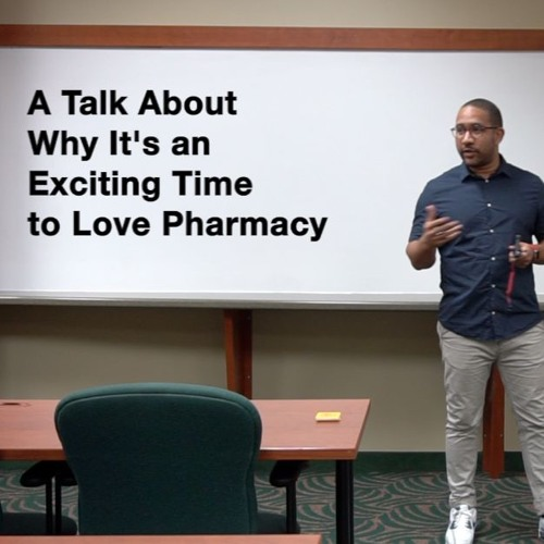 Episode 18 - Why It's an Exciting Time for Pharmacy