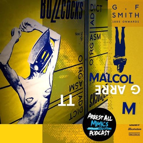 X1: Legendary graphic designer Malcolm Garrett