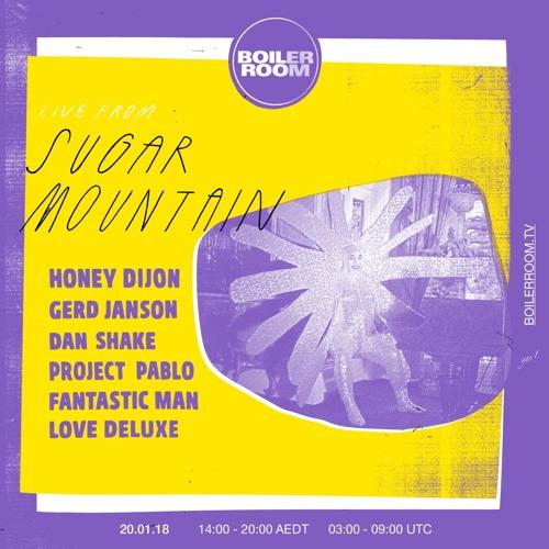 Gerd Janson Boiler Room Sugar Mountain Melbourne DJ Set