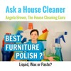 What is the Best Type of Furniture Polish?