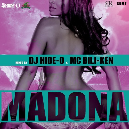 MADONA Vol.37 Mixed by DJ HIDE-O & MC BILI-KEN