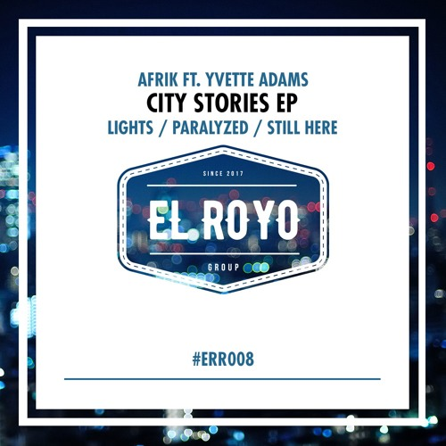 AFRIK - City Stories EP