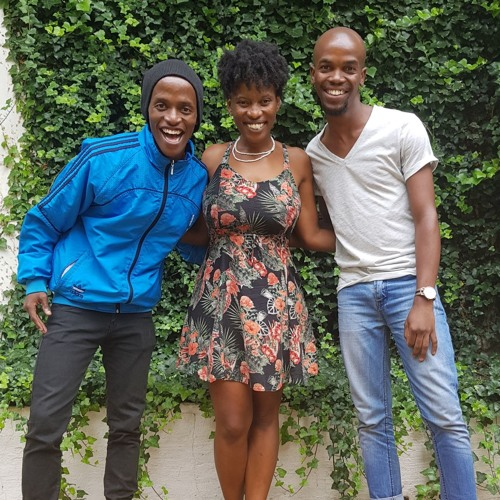 South African Musician Nothende On The Morning Mayhem With Thabang Mashile & Brian Nel 07:03:2017